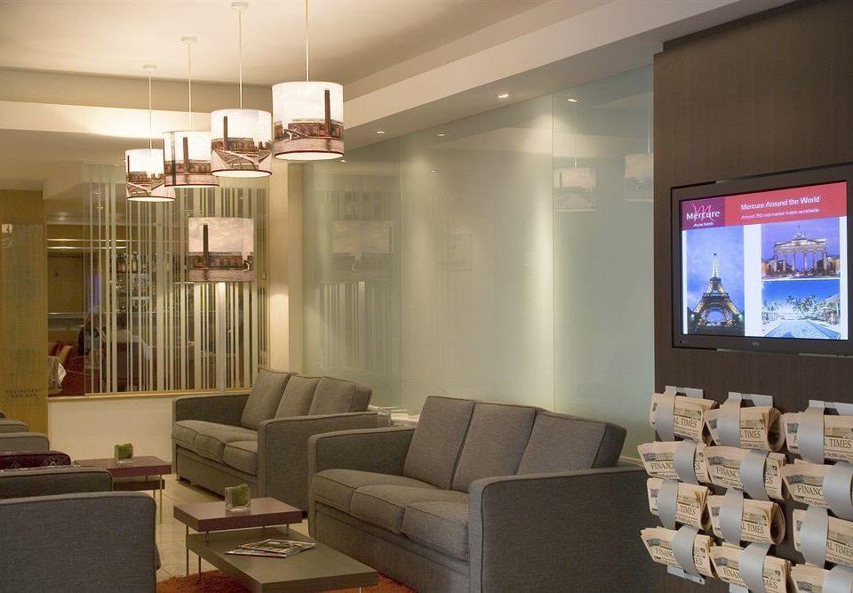 living room property home condominium Lobby Modern sofa