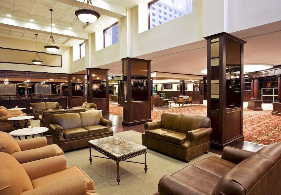 sofa Lobby property condominium living room home leather Modern