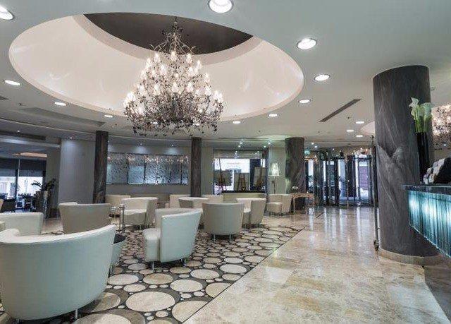 Lobby property condominium living room mansion Modern