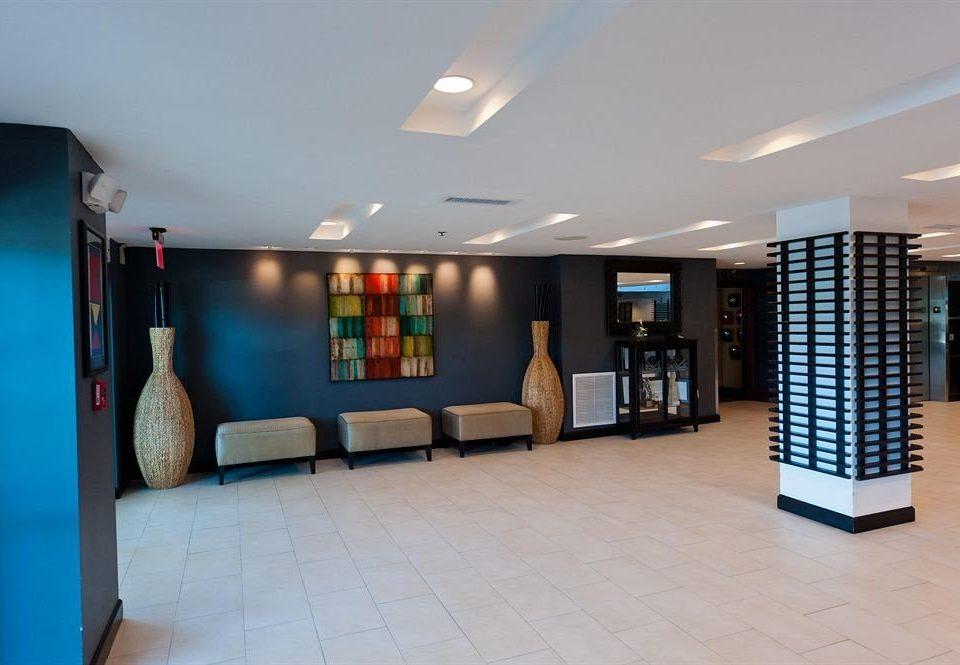 property Lobby condominium living room Modern tile tiled