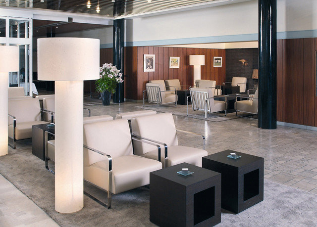 Lobby office living room Modern waiting room conference hall