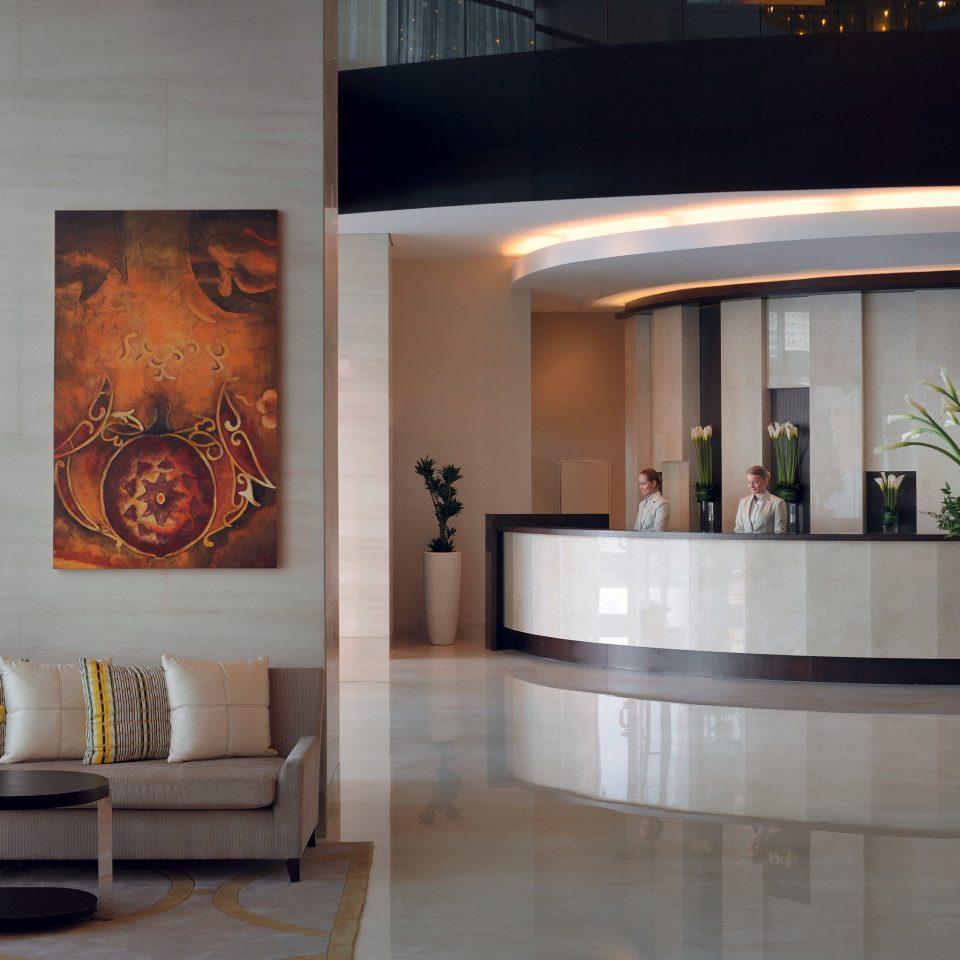 Lobby modern art living room home lighting tourist attraction flooring Modern