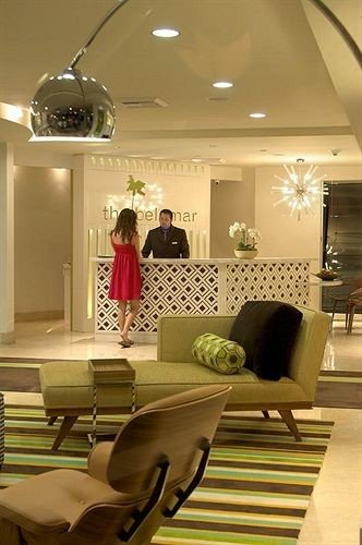 living room Lobby home lighting Modern leather