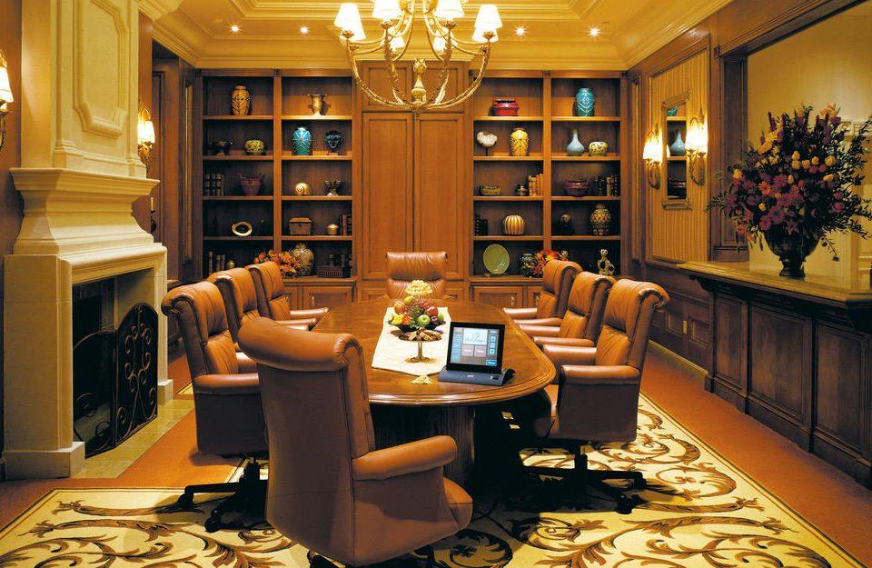 Lobby living room home recreation room mansion Modern