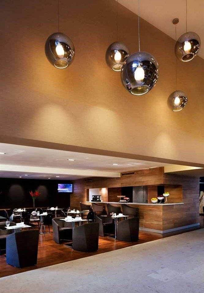 restaurant lighting Lobby Modern