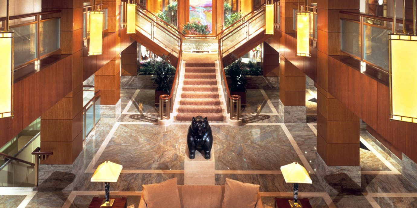 Lobby Modern recreation room mansion Resort screenshot living room