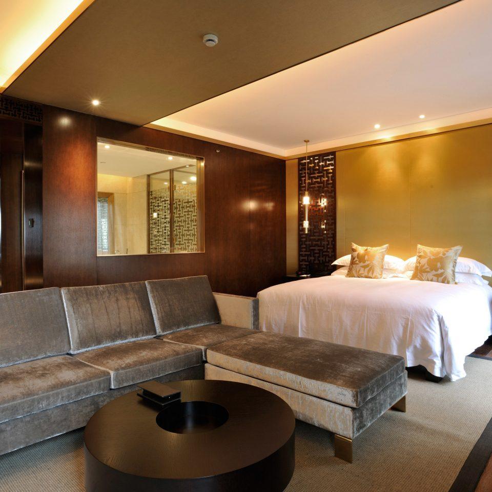 property Suite Lobby living room condominium home Resort Modern flat