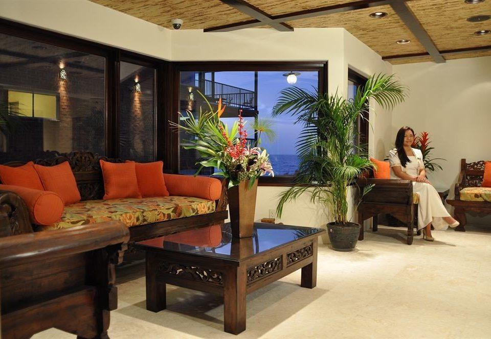 property living room home Lobby Villa Suite Resort Modern
