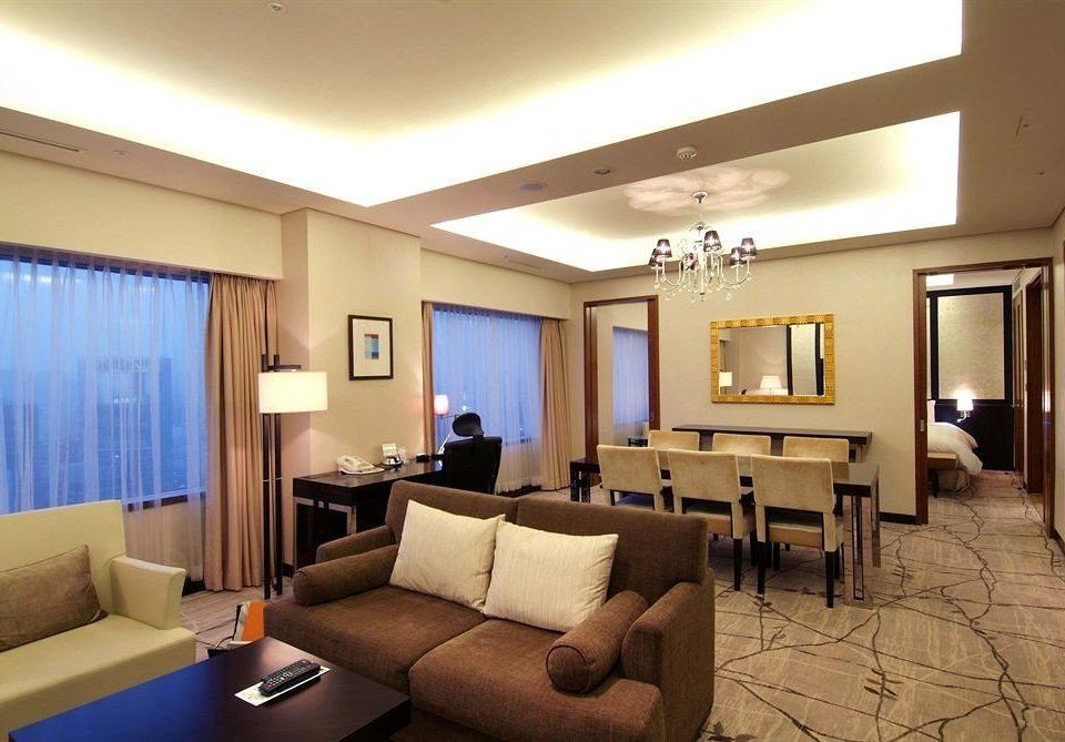 property condominium living room Suite Resort Lobby recreation room Modern