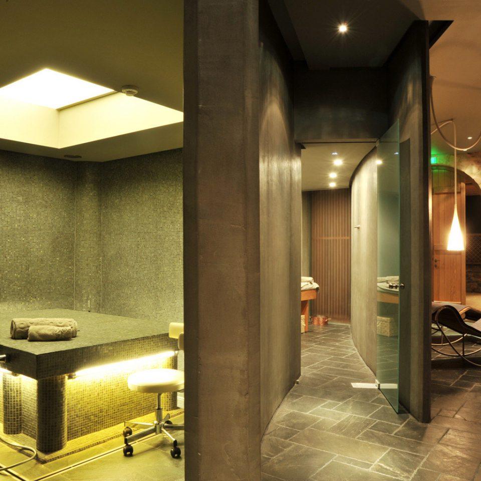 Modern Spa Wellness light Lobby lighting home Suite