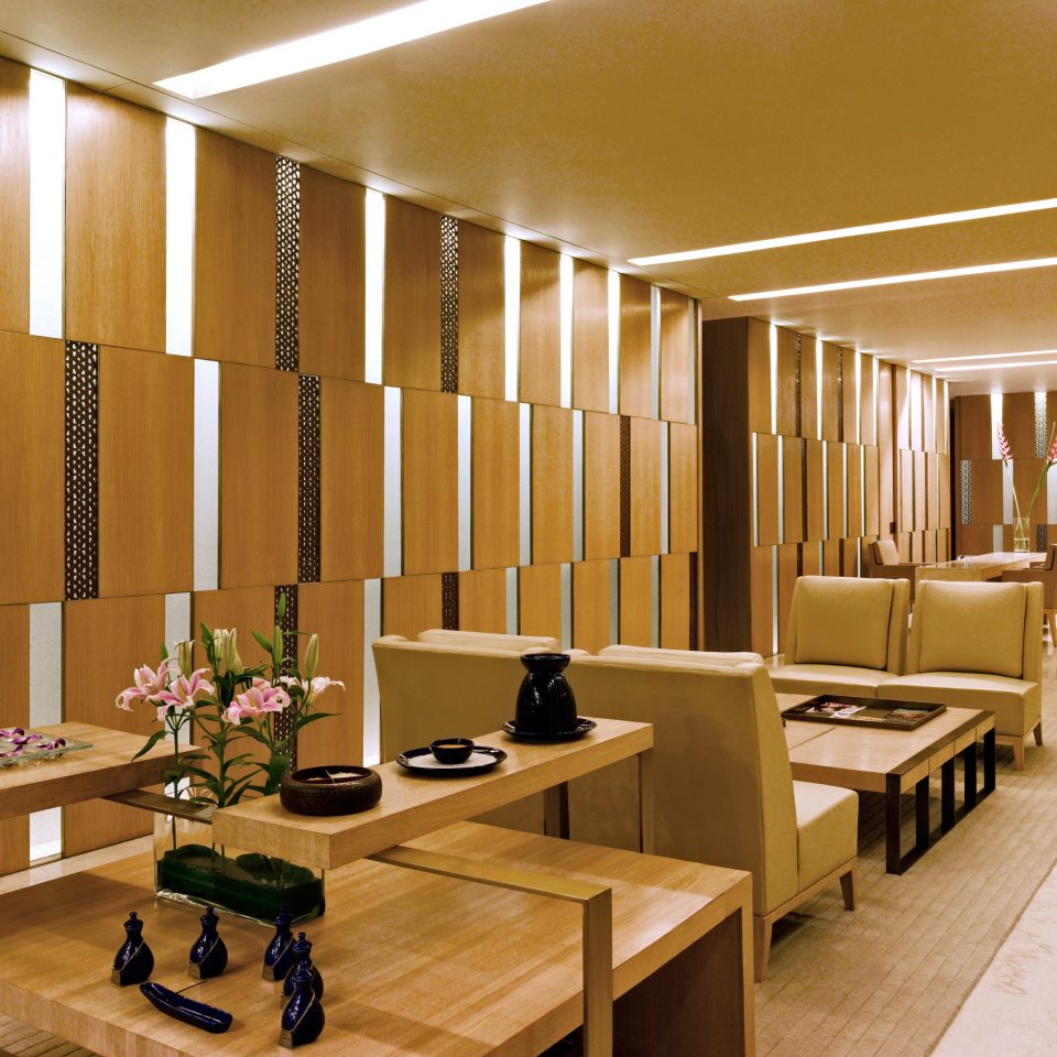 Modern Spa Wellness Lobby conference hall library office headquarters