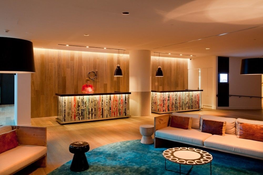 property living room recreation room billiard room lighting swimming pool home Lobby Suite condominium mansion flat Modern