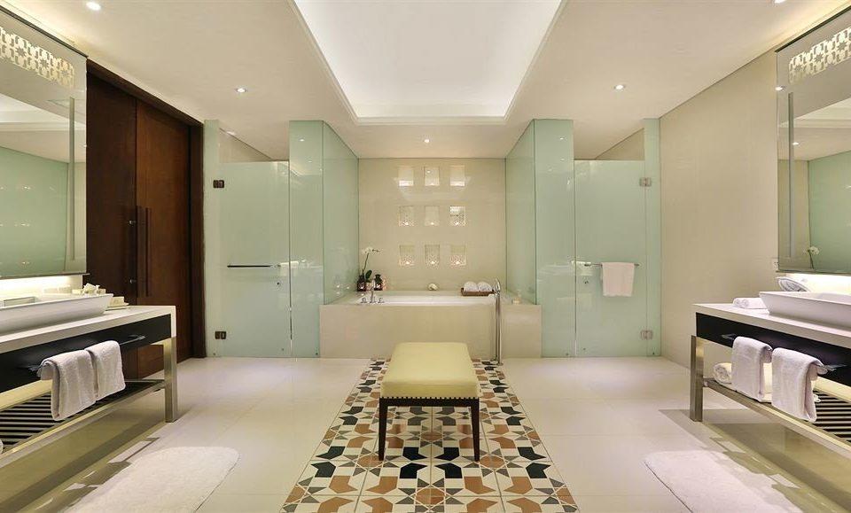 Lobby sink lighting green living room condominium yacht Suite clean Modern flat
