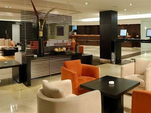 property condominium Lobby living room lighting restaurant Suite Modern