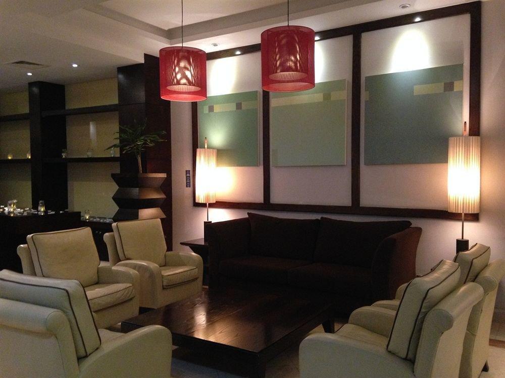 property living room Lobby lighting condominium Suite Modern lamp