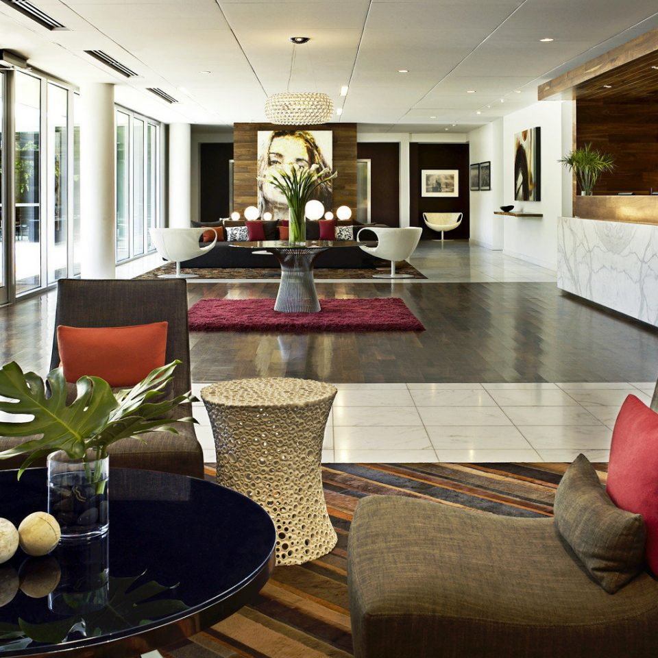 Lobby Modern property living room home Suite condominium mansion