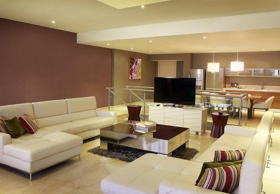 property living room condominium Suite home Lobby Modern