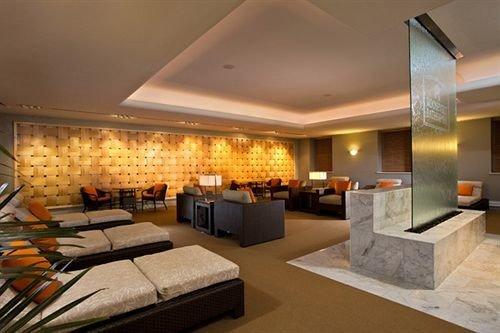 property Lobby living room Suite condominium Modern