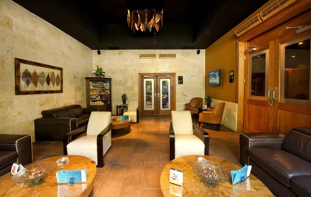 Modern property living room home recreation room cottage Lobby Suite