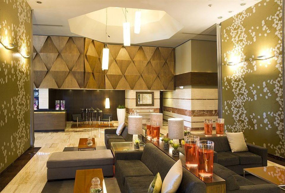 property living room Lobby lighting home Suite Modern