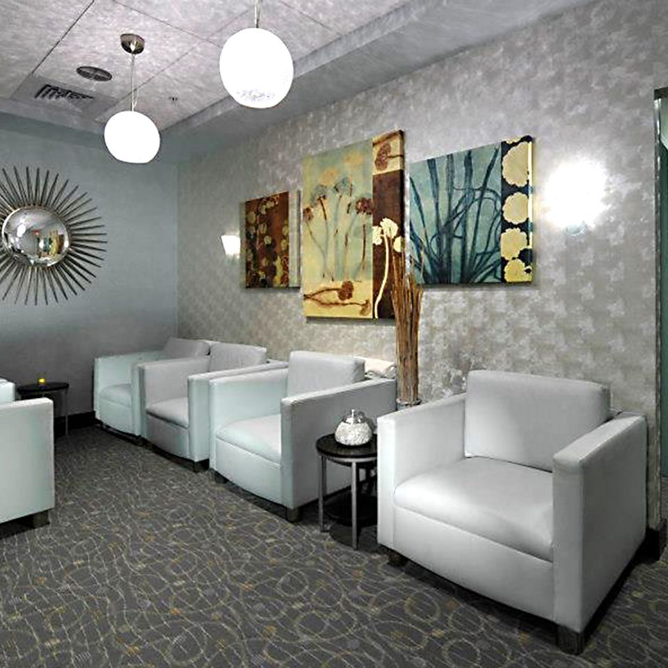 Modern property living room home Suite Lobby tiled