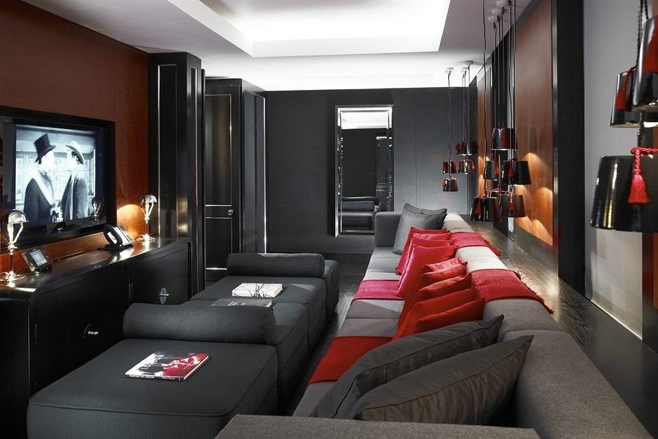 property living room home Suite Lobby recreation room Modern