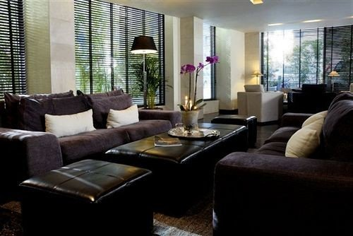 sofa living room property condominium Suite Lobby home leather Villa flat Modern