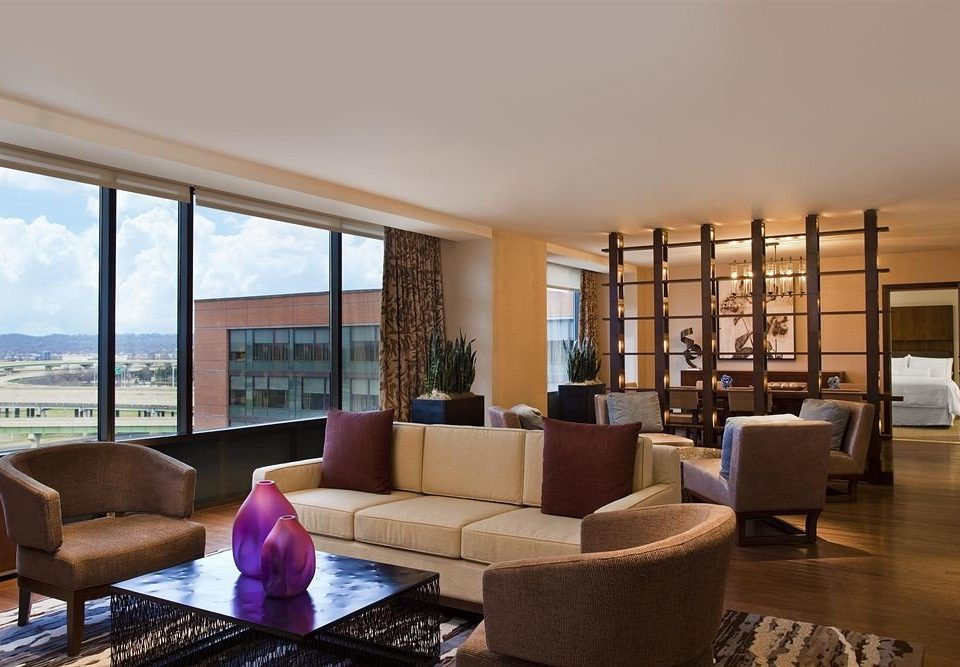 sofa property living room condominium home Villa Suite Lobby overlooking flat Modern