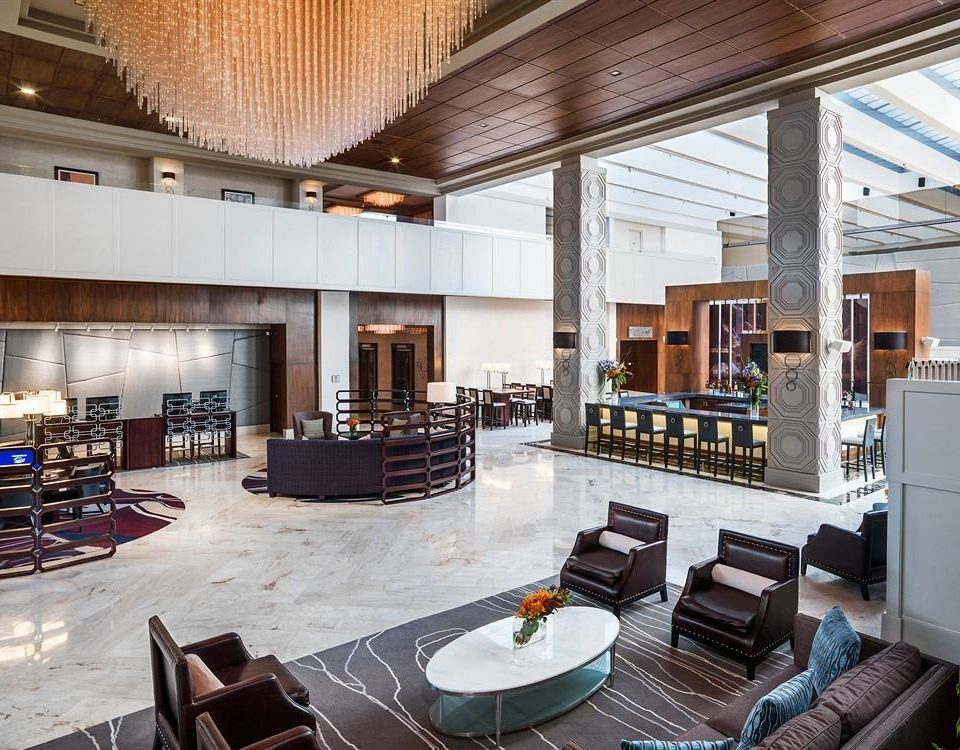 Lobby Modern chair property living room home condominium loft Villa