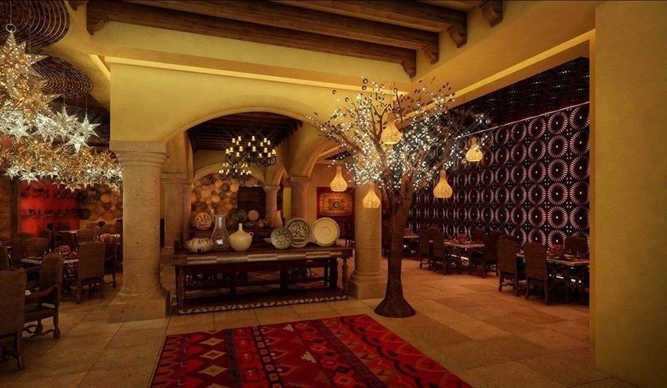 Lobby palace restaurant