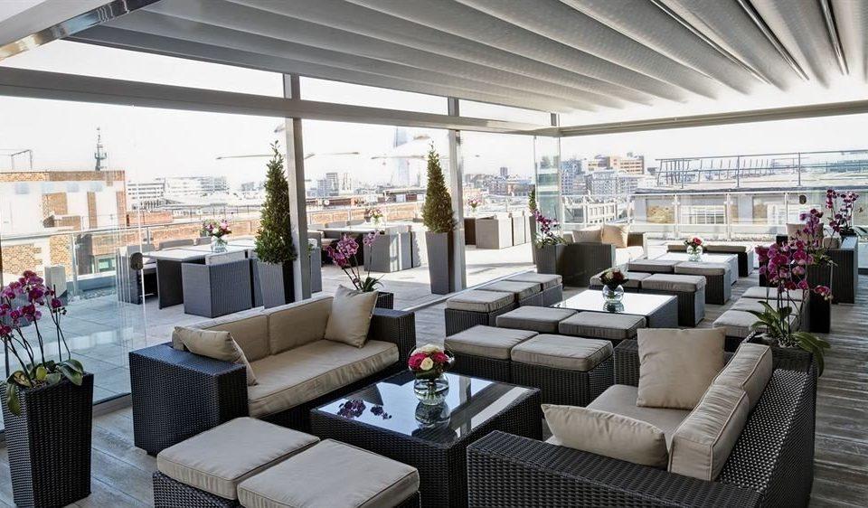 sofa property living room outdoor structure home condominium Lobby porch Patio