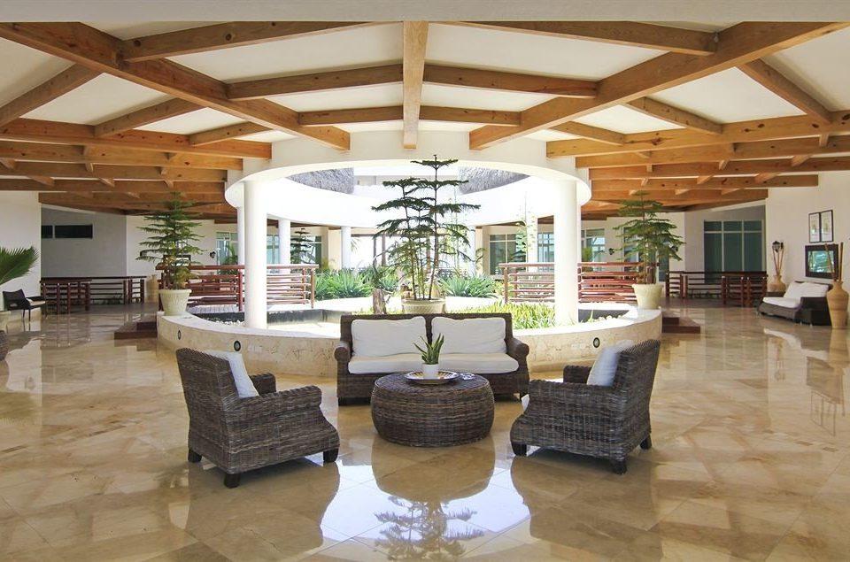 property building outdoor structure Lobby Villa Resort condominium living room function hall Patio pergola