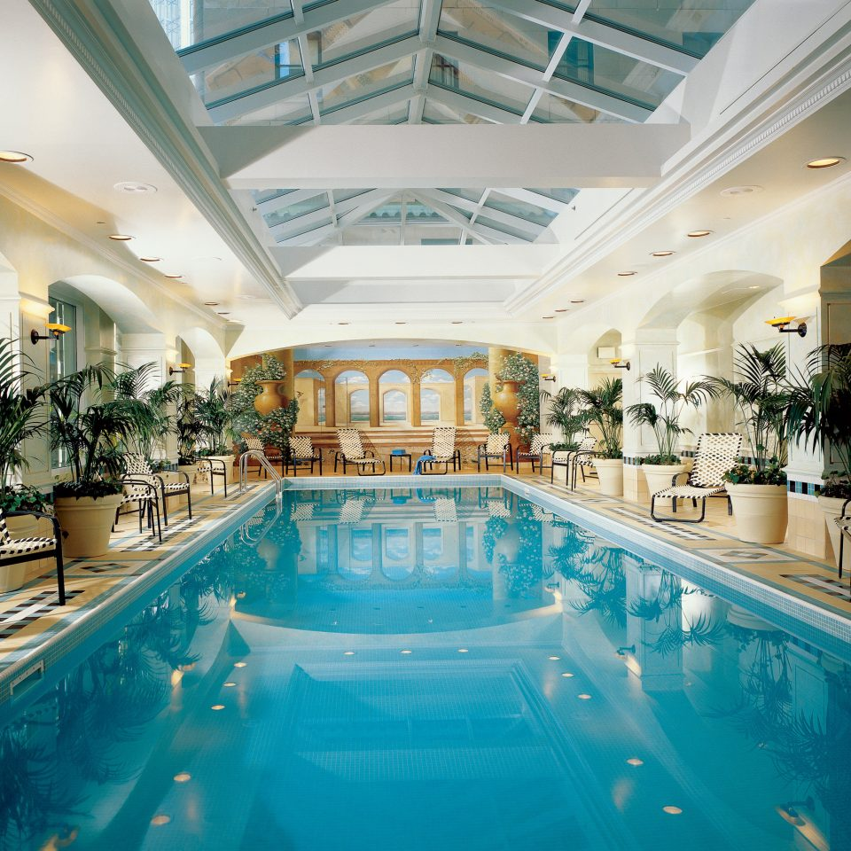 Play Pool Resort swimming pool property leisure leisure centre mansion Lobby blue