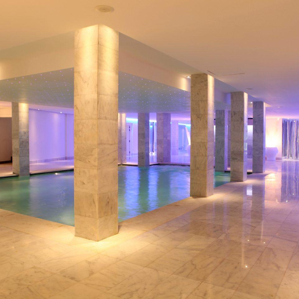 Play Pool Resort Lobby property building lighting flooring ballroom art gallery tourist attraction