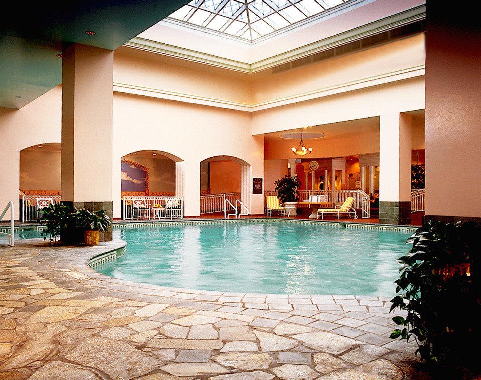 Play Pool Resort swimming pool leisure building property Lobby hacienda condominium Villa palace