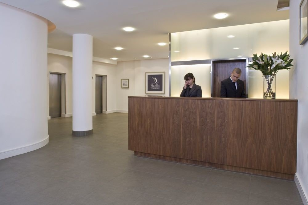 property receptionist waiting room Lobby