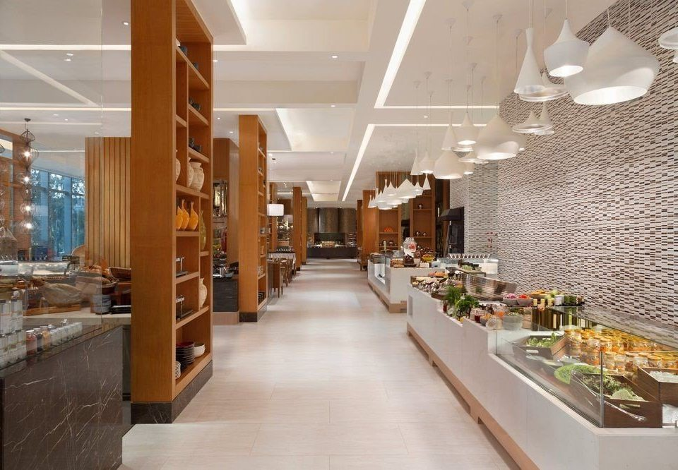 Lobby property restaurant retail