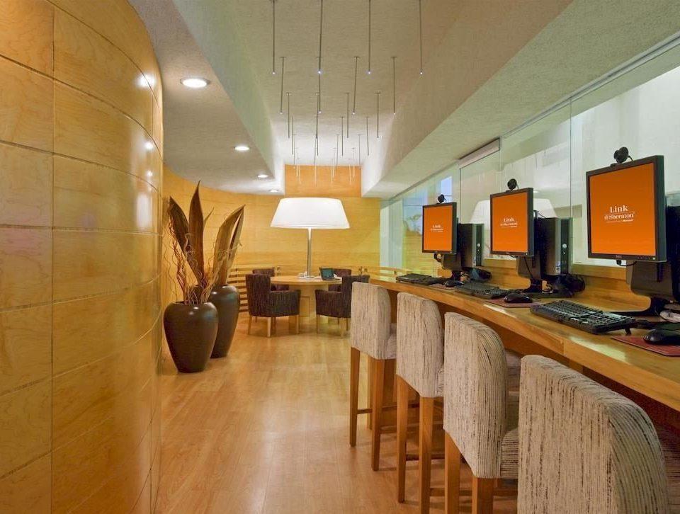 property Lobby wooden restaurant