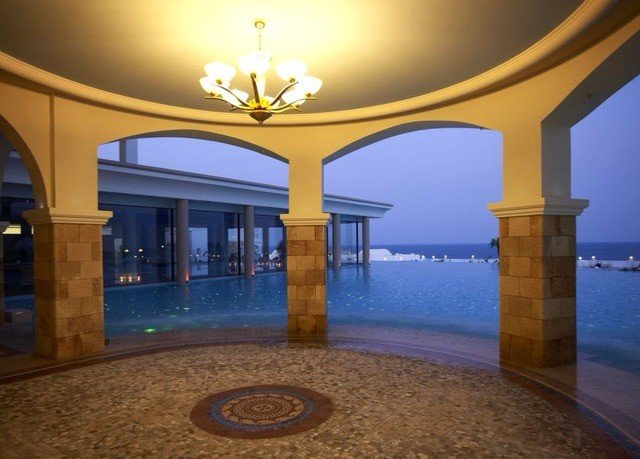 property swimming pool mansion lighting Lobby Resort hacienda arch