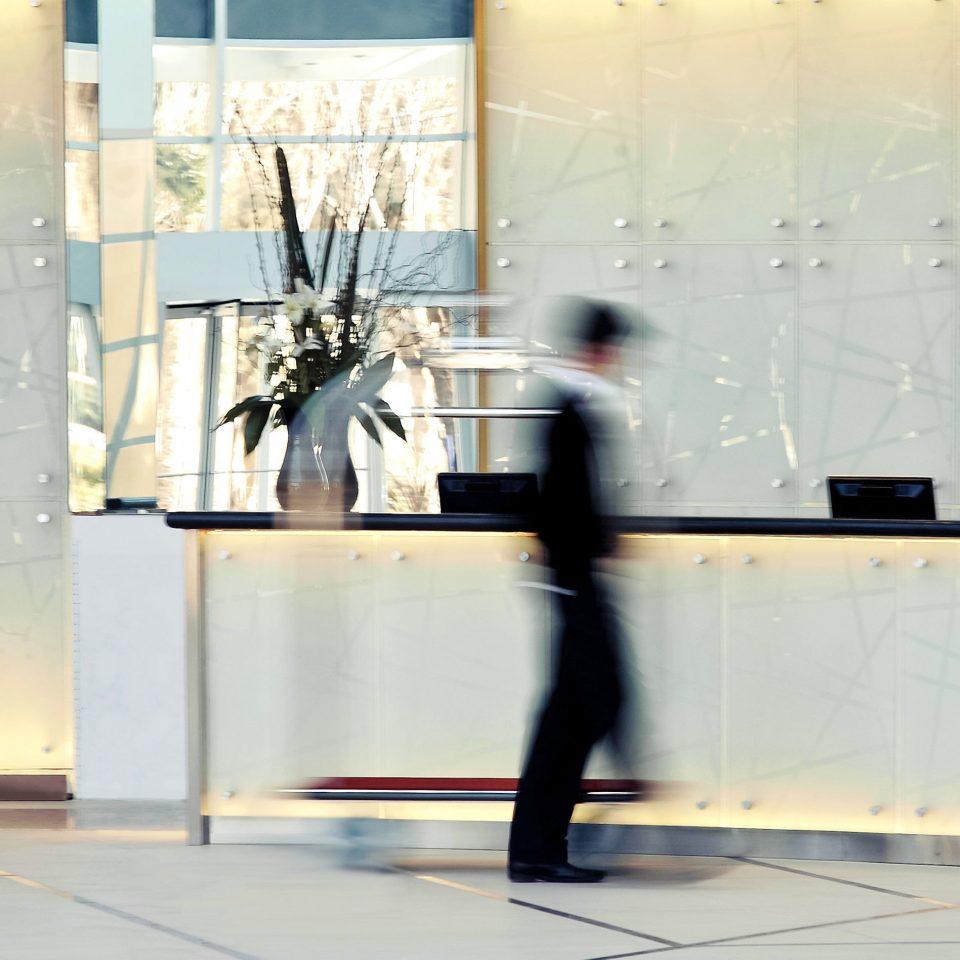 Lobby Resort modern art art art gallery tourist attraction glass