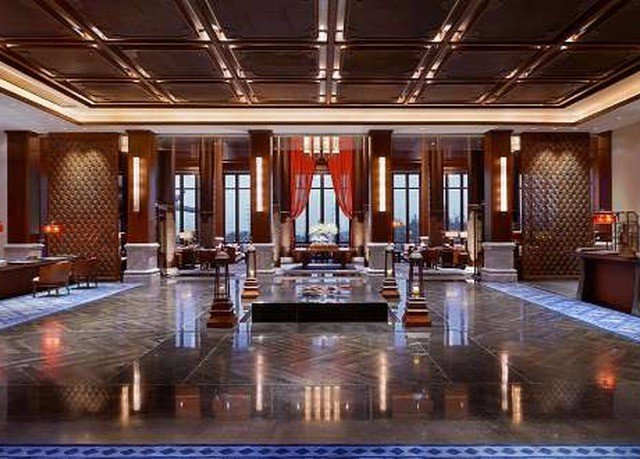Lobby swimming pool billiard room function hall convention center Resort mansion ballroom
