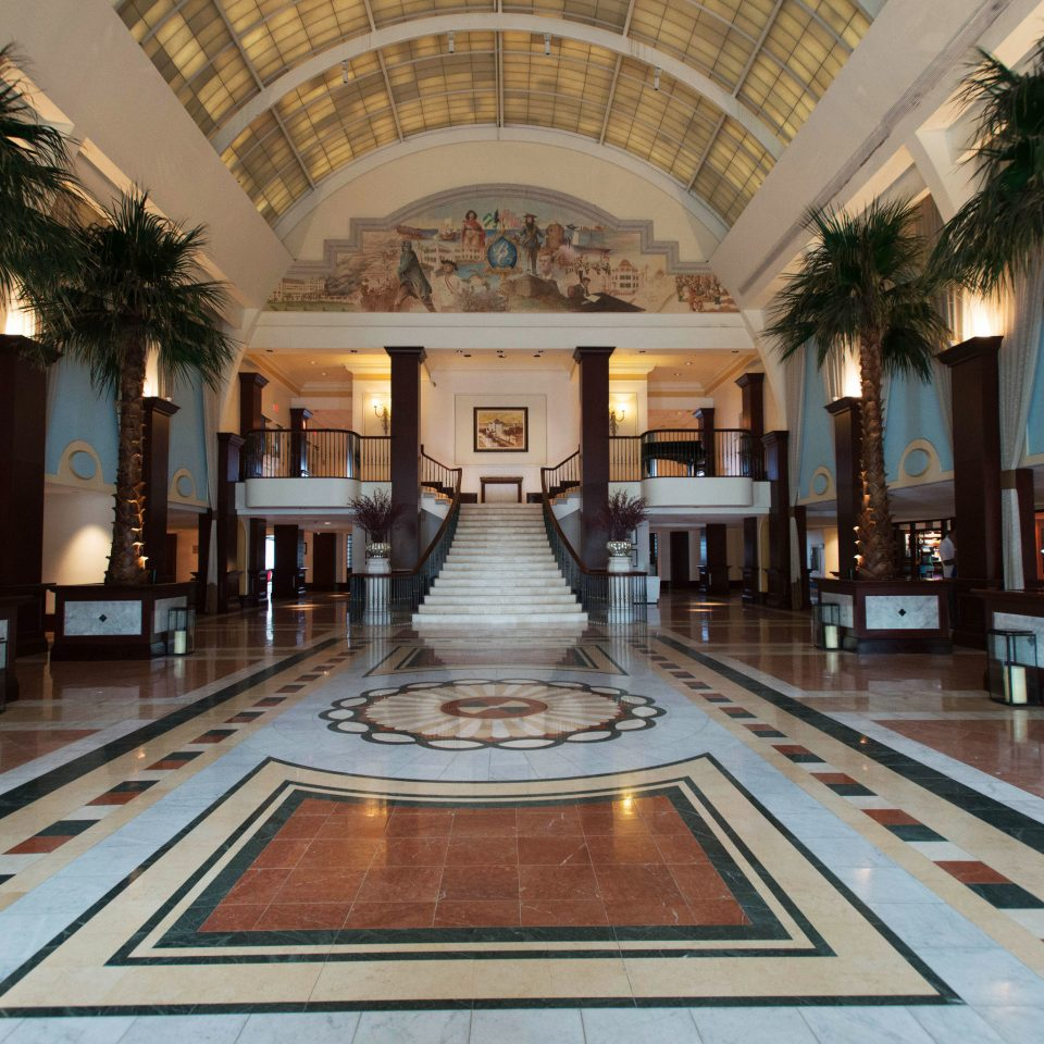 Lobby building plaza mansion palace Resort ballroom flooring