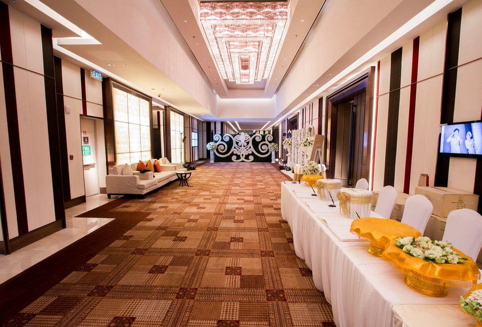 building Lobby function hall restaurant ballroom Resort