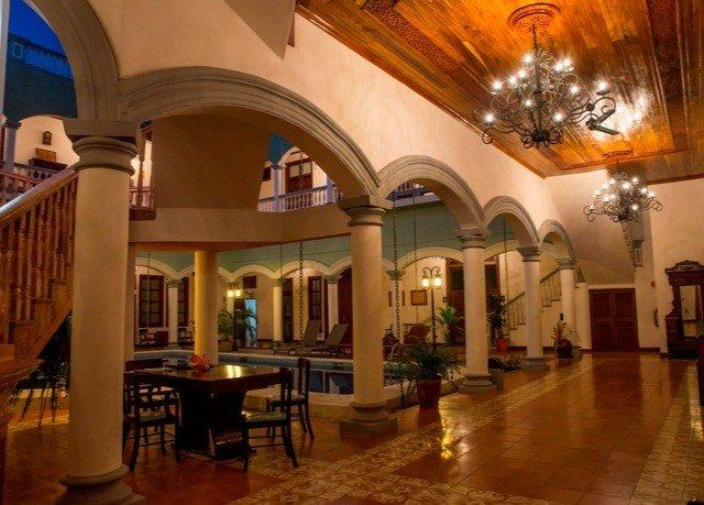Lobby property building palace restaurant hacienda mansion Resort ballroom