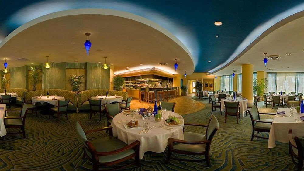 chair function hall restaurant Resort Lobby convention center ballroom palace