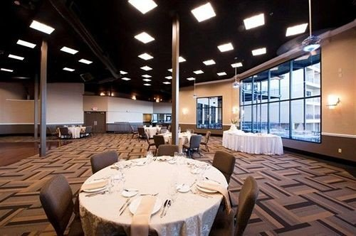 chair function hall conference hall Lobby convention center restaurant Resort ballroom