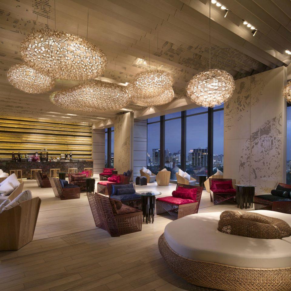 Lobby function hall restaurant Resort living room ballroom