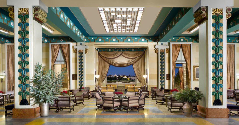 Lobby palace Resort function hall home mansion ballroom living room