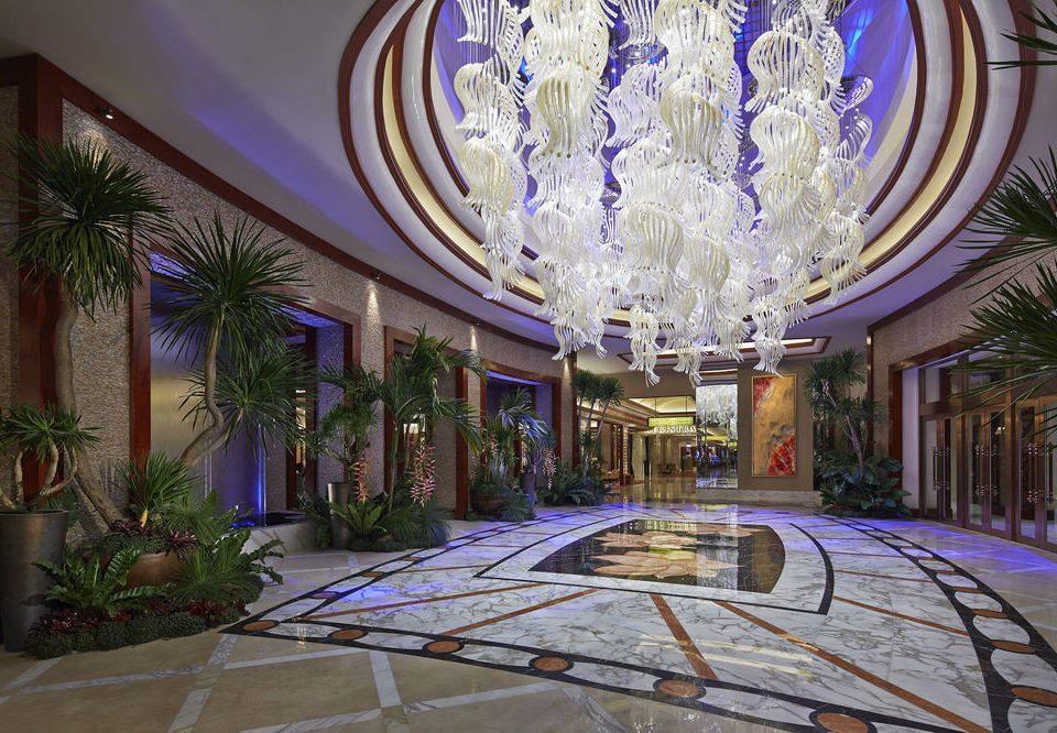 property Lobby mansion home lighting glass ballroom Resort