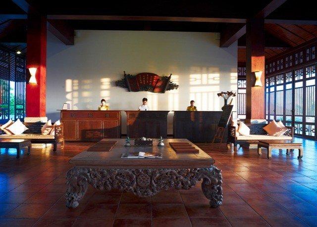 property recreation room billiard room living room Lobby Resort hard